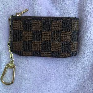 Louis Vuitton keychain pouch